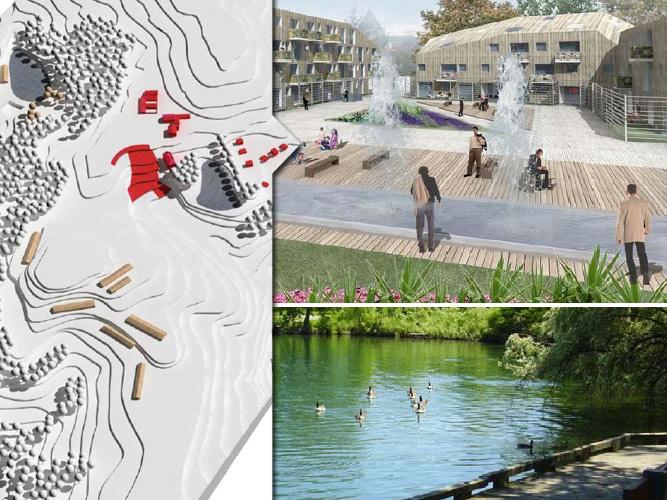 Progetto creazione resort 1 1 for Attrezzature zootecniche usate